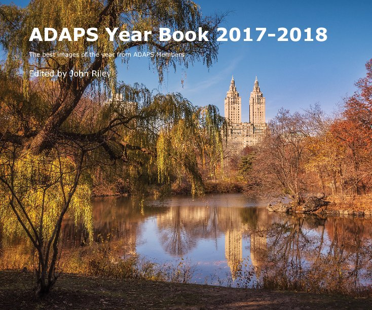 View ADAPS Year Book 2017-2018 by Edited by John Riley