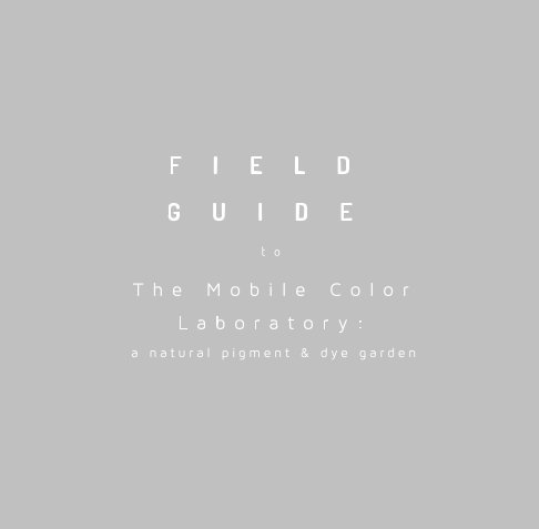 View Field Guide (HIGH QUALITY VERSION) by Madelaine Corbin