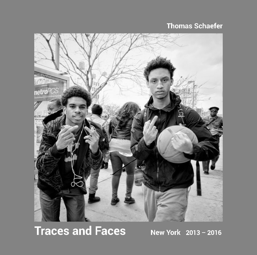 Traces and Faces nach Thomas Schaefer anzeigen