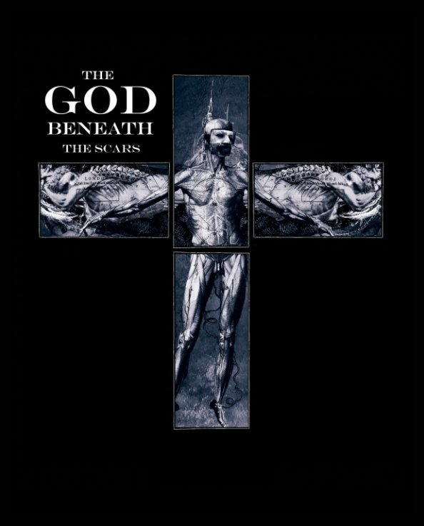 View The God Beneath the Scars Hard Cover by Matt Lombard