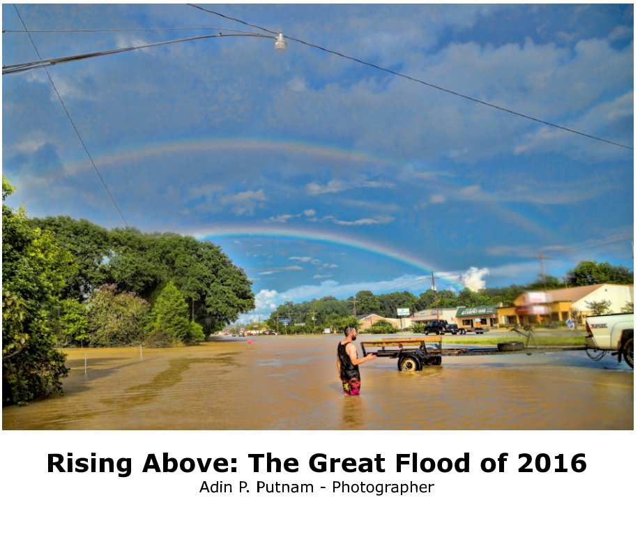 View Rising Above: The Great Flood of 2016 by Adin P. Putnam