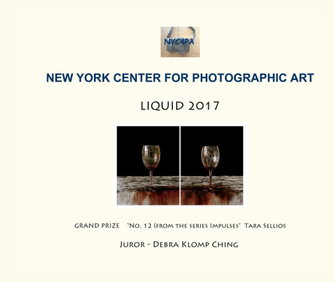 View NYC4PA LIQUID 2017 by New York Center for Photographic Art