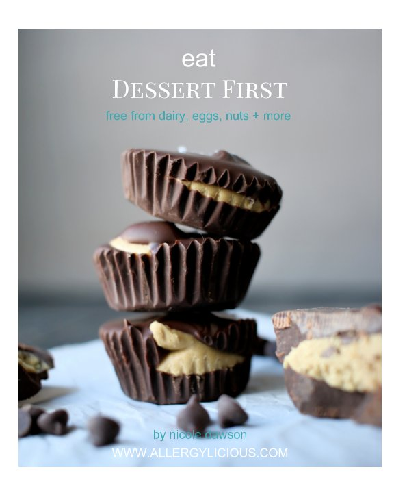 View Eat Dessert First by Nicole Dawson