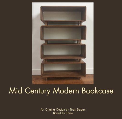 View Mid Century Modern Bookcase by Tiran Dagan Board To Home