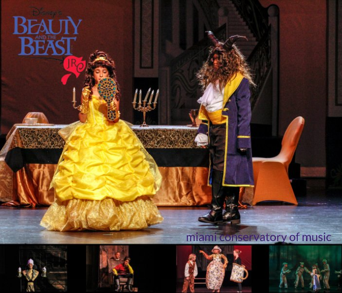 View MCM: Beauty and the Beast, Jr. May 6, 2017 by Lili Dominguez on behalf on Miami Conservatory of Music