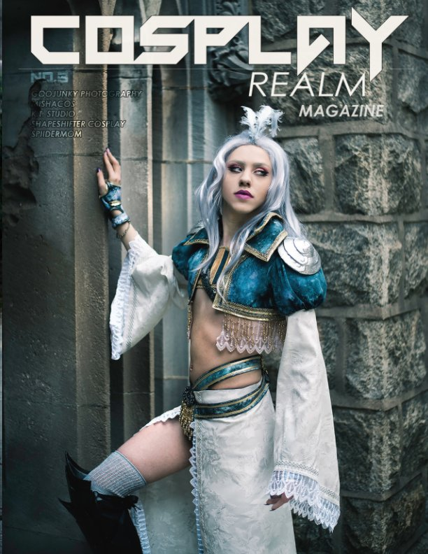 View Cosplay Realm No. 3 by VenomNight