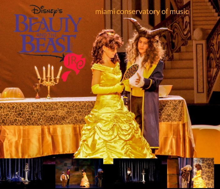 View MCM Beauty and the Beast Kids by Lili Dominguez on behalf of Miami Conservatory of Music