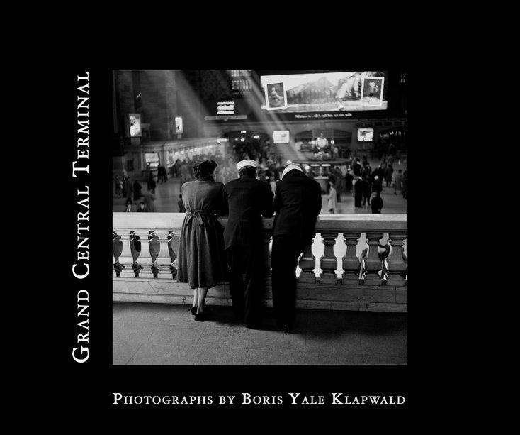 View Grand Central Terminal by Boris Yale Klapwald