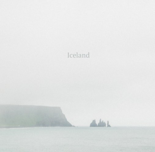 """View Iceland (2017) - 7x7"""" by Victoria Wright"""