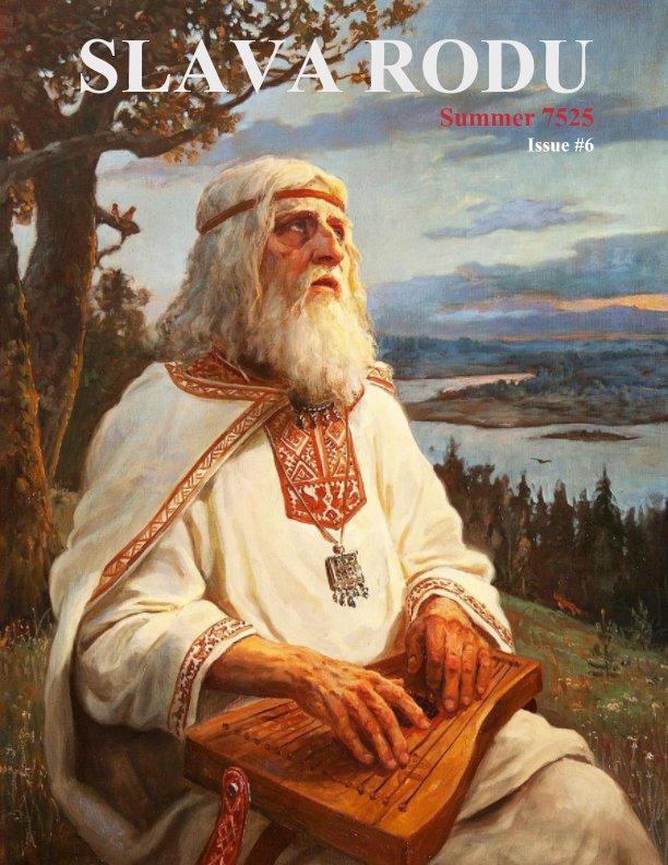 View Slava Rodu Magazine by Dmitriy Kushnir