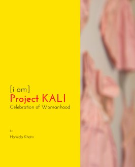 Project KALI: Celebration of Womanhood book cover