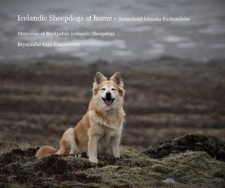 View Icelandic Sheepdogs at home - Heimaland Íslenska fjárhundsins by Brynhildur Inga Einarsdóttir