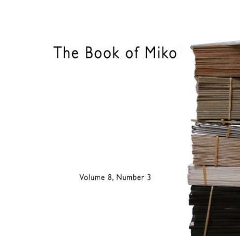 View Book of Miko (Volume 8, number 3) by DW Bailey