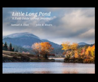 Little Long Pond A Field Guide to Four Seasons book cover