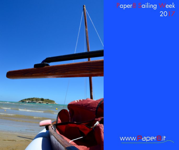 Paper8 Barca Pieghevole.Portfolio Paper8 Sailing Week 2017 By Etta Nompleggio