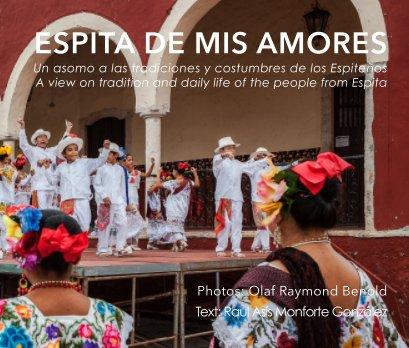 Espita des mis amores book cover