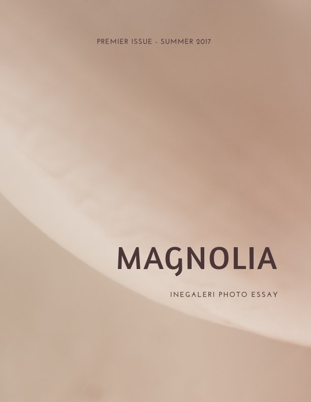 View Magnolia by Ine Burke