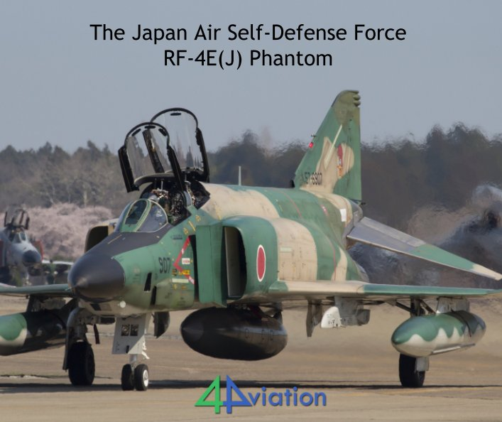 View The Japan Air Self-Defense Force  RF-4E(J) Phantom by 4Aviation