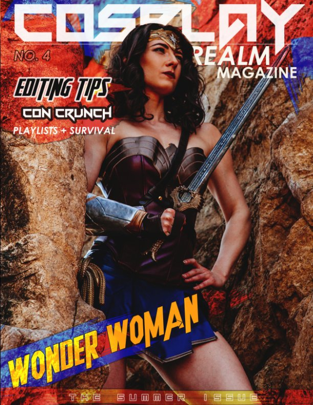 View Cosplay Realm No. 4 by Venomnight, Aesthel