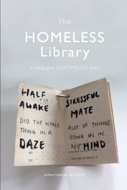 View The Homeless Library by arthur+martha