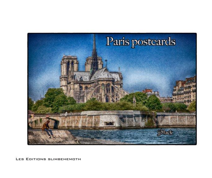 View Paris Postcards by jjblack