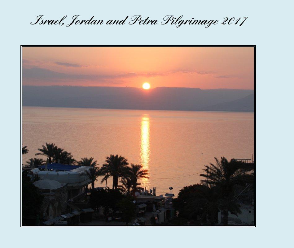View June 2017 Israel, Jordan and Petra Pilgrimage by Fr Max Bowers