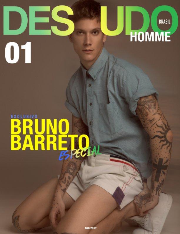 View DESNUDO HOMME BRASIL by Desnudo Magazine, Bruno Barreto