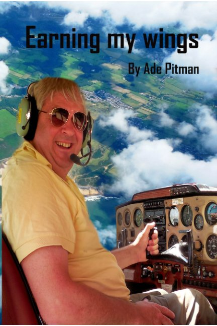 View Earning my wings by Ade Pitman