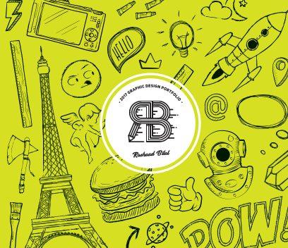 Rashaad Bilal - Portfolio book cover