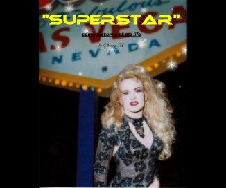 """SUPERSTAR"" book cover"