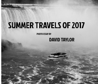 Summer Travels of 2017 book cover