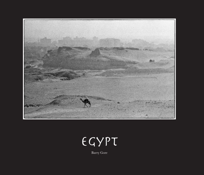 View Egypt by Barry Gore