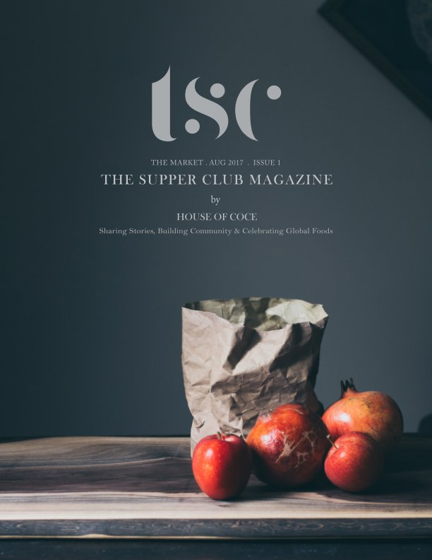 The Supper Club Magazine Issue 1 Von Kayon Reynalls Blurb Bücher