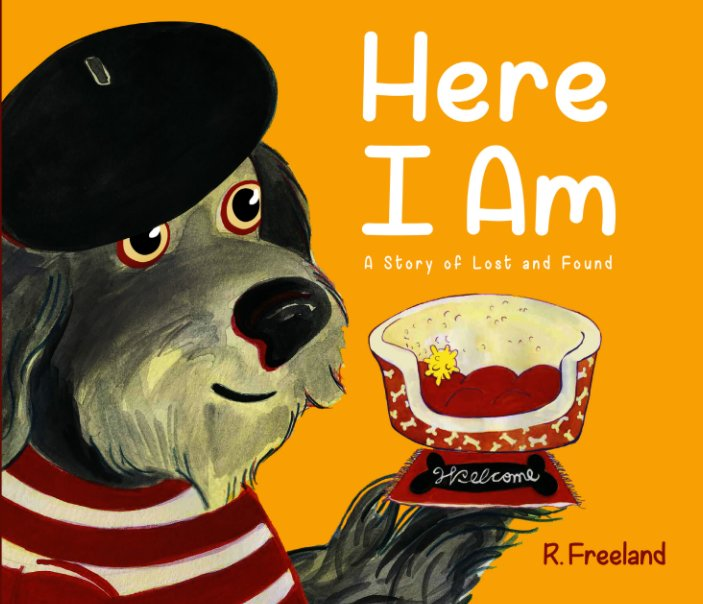 View Here I Am by R. Freeland