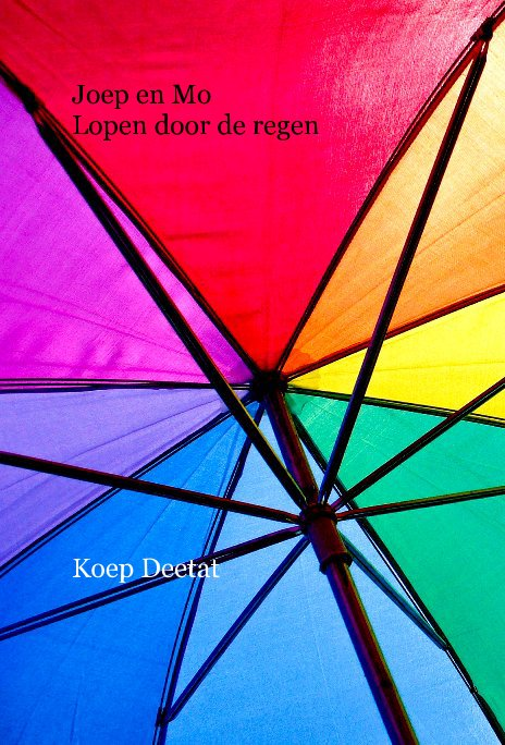 Bekijk Joep en Mo Lopen door de regen op Koep Deetat