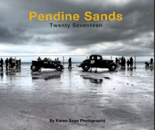 Pendine Sands Twenty Seventeen book cover