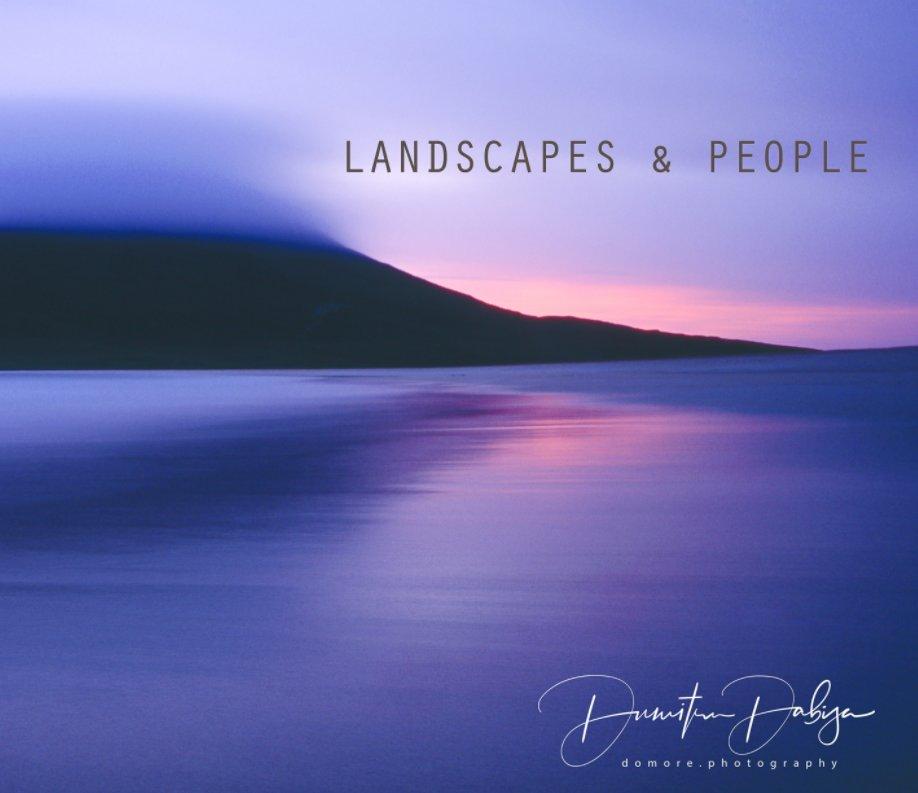 View Landscapes & People by Dumitru Dabija