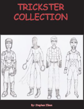 Trickster Collection book cover