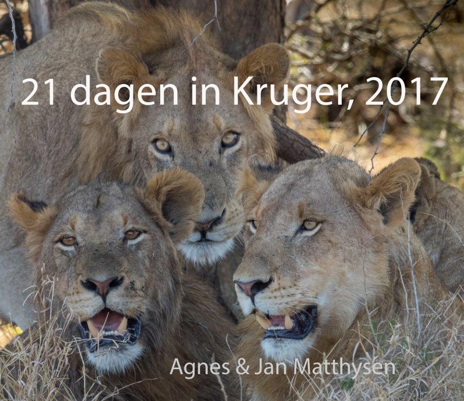 View Kruger 2017 by Jan Matthysen