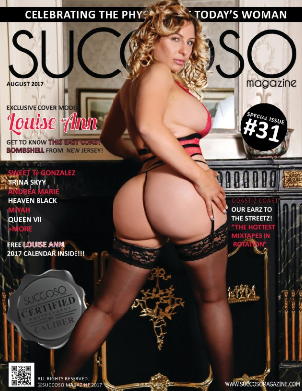View SUCCOSO MAY 2017 LOUISE ANN by SUCCOSO MAGAZINE