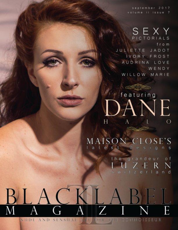 Black Label Magazine Issue 7 by Black Label Magazine   Blurb Books ...