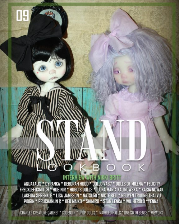 View STAND Lookbook - Volume 9 - BJD Cover by STAND