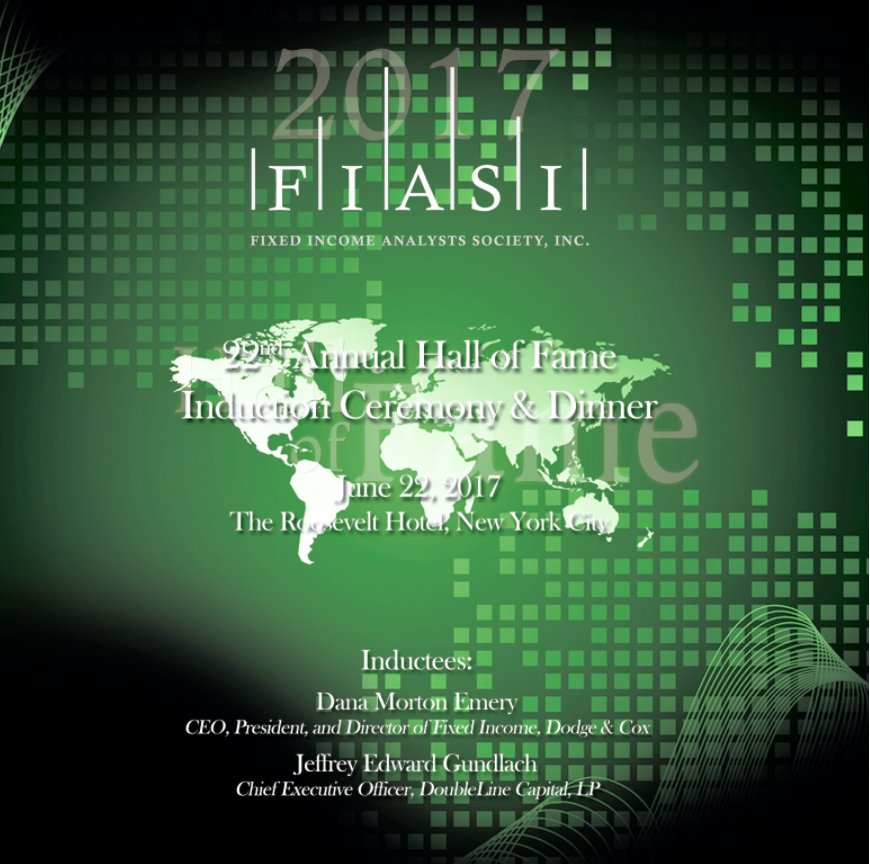 View FIASI 2017 Hall Of Fame Induction Ceremony and Dinner by FIASI Board of Directors