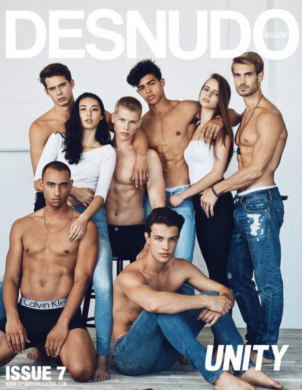 View Desnudo Magazine Issue 7 by Desnudo Magazine