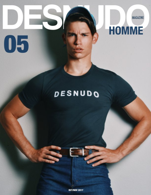 View Desnudo Homme Issue 5 by Desnudo Magazine