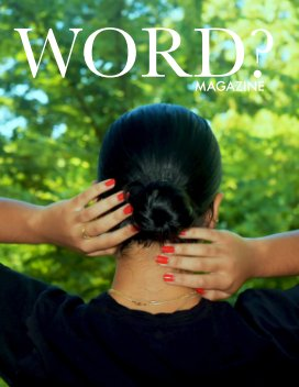 Word? Magazine Issue 2 book cover