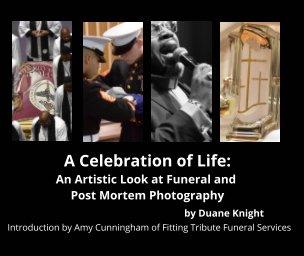 A Celebration of Life: book cover