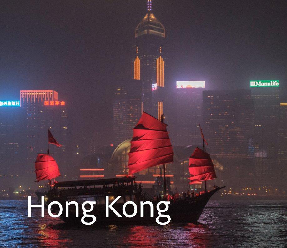 View Hong Kong by Sue Hutton