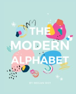 The Modern Alphabet book cover