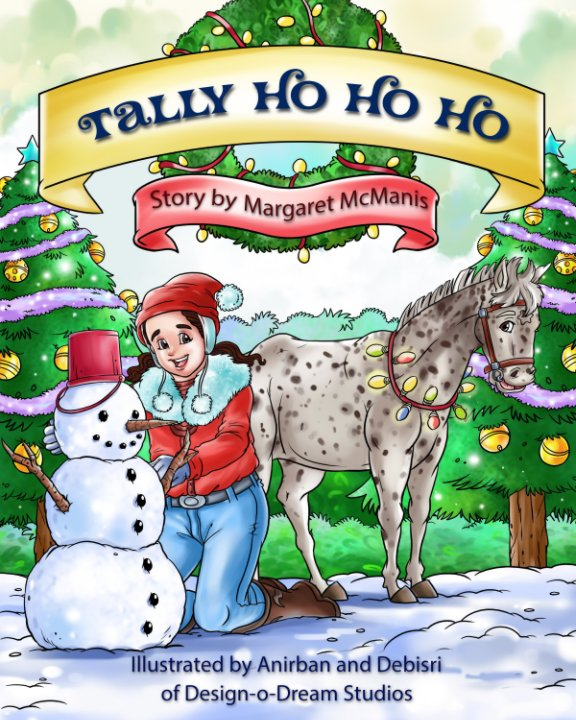 View Tally Ho Ho Ho by Margaret McManis